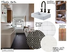 Client Freaking Fabulous: The Bathrooms