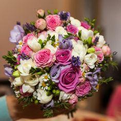 Wedding bouquet / svatební kytice