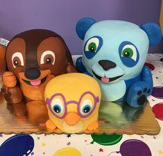 Ruff ruff tweet and Dave birthday cake!