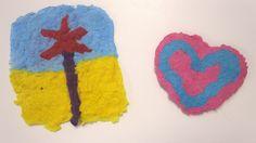 Art is Basic-- Art Teacher Blog: Paper Pulp Pictures