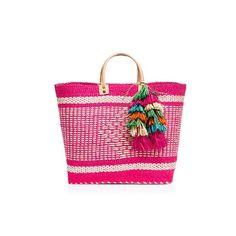 Ibiza Tote // Pink