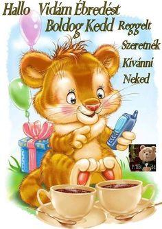 Smiley, Good Morning, Teddy Bear, Buen Dia, Bonjour, Teddy Bears, Good Morning Wishes, Smileys, Emoticon