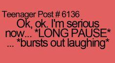 Teenager Post #6136