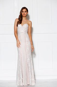 Spell Bound Gown - Ivory