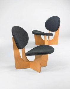 "Design I Love: Grete Jalk ""Lounge Chair"" 1968."