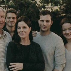 The Grey Family #jamiedornan #50shadesdarker #christiangrey