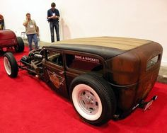 The Gas Monkey Garage Rat Rod…Side