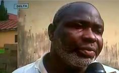Today: Pitured! HIV-Positive man Arrested For Raping A Six Year-old Girl In Asaba