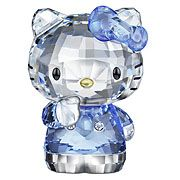 Hello Kitty Blue Bow