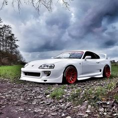 Toyota Supra #Toyota #Supra Toyota Supra Mk4, Toyota Celica, Tuner Cars, Jdm Cars, Cars Auto, Car Iphone Wallpaper, Stance Nation, Performance Cars, Japanese Cars