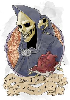 Hey Terry Pratchett fans! I made a Valentine's pic for y'all a couple of years back