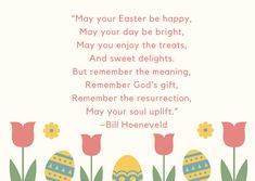 16 Powerful Easter Poems Full of Hope and Renewal Easter Poems, Spring Poem, Easter Crafts For Adults, Resurrection Day, Lily Bloom, Coloring Easter Eggs, Easter Colors, Egg Hunt, Happy Mothers Day