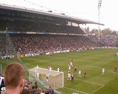 Bokelberg stadion. Borussia Mönchengladbach