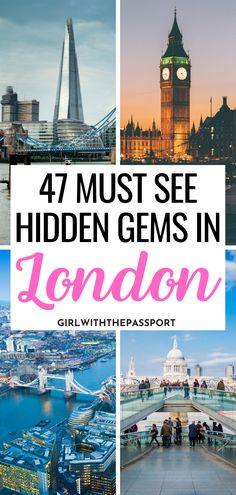 Want to visit London like a local but have no idea where to go or what to see in London? Then check out this London guide, written by a frequent London Traveler, which will help you get off the beaten path and plan a unique trip to London with 15 unusual things to do in London that everyone will love! Things you can easily add to your London itinerary to help you plan the perfect, London trip. #London #LondonTravel #ExploreLondon #VisitLondon #LondonTrip Backpacking Europe, Europe Travel Guide, Travel Guides, Traveling Europe, Sightseeing London, London Travel, Europe Destinations, Highlands, Bucket List Europe