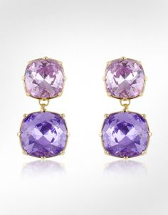 AZ Collection Crystal Drop Earrings <3
