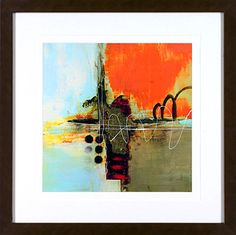 The hand-made artwork is constructed of high-quality matting and commercial-quality frames. Modern Artwork, Frames, Commercial, Handmade, Painting, Hand Made, Frame, Painting Art, Paintings