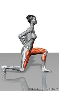 this is why we do lunges