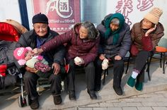 The Wake-Up Call in China's 'Visit Your Parents' Law. Fall out from a dropping birth rate.