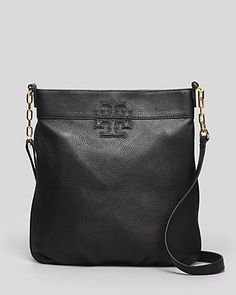 Tory Burch Crossbody - Stacked T Book Bag | Bloomingdale's