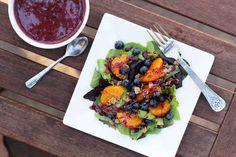 Blueberry Breakfast Salad   18 Delicious Breakfast Salads