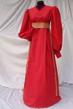 Princess Bride Red Dress - Threads