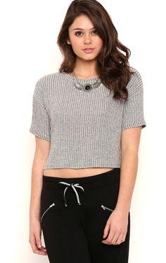 Deb Shops elbow sleeve drop shoulder dolman knit $8.25