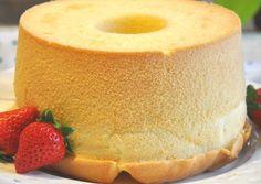 Soft Moist Chiffon Cake
