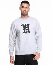 UNDFTD - U Basic Pullover Crew Sweatshirt