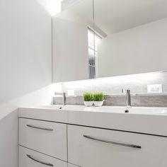 Dorion Project Reveal - Master Bathroom - Valérie De L'Étoile Interior Design Master, Double Vanity, Bathroom, Design, Washroom, Full Bath, Bath, Bathrooms