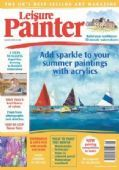 Leisure Painter - find out more about the latest issue Uk Magazines, Latest Issue, August 2014, Painting & Drawing, Books, Journals, Art, Libros, Book