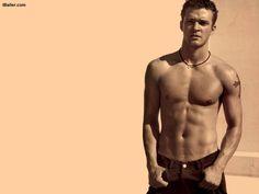 Justin Timberlake Sexy Wallpaper