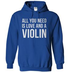 All You Need Is Love And A Violin