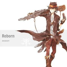 Reborn, 格好いいな。。。