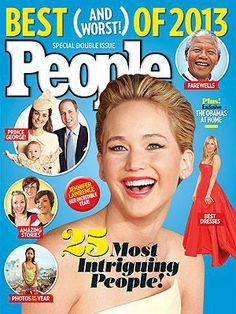 ON NEWSSTANDS 12/20/13: Look back at 2013 with PEOPLE!