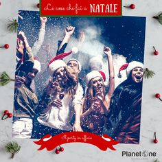 #lecosechefaianatale #planetone #natale #xmas #cenaaziendale #officechristmasparty #christmasparty #lafestaprimadellefeste #partyrock #partyhard #enjoyresponsibly #bar #corsobarman