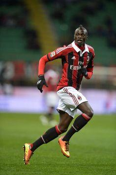 M'Baye Babacar NIANG; 2011–2012 Caen FRA, 2012–MILAN, 2014 loan Montpellier  FRA, 2015 loan Genoa ITA