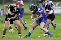 Camogie Sport, Teamwork, Divas, Ireland, Running, Sports, Laughing, Deporte, Keep Running