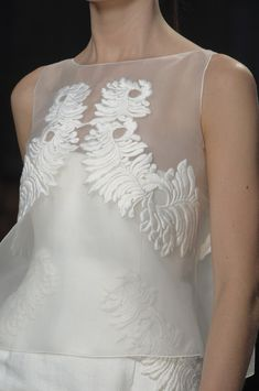 Giambattista Valli at Paris Fashion Week Spring 2011 - Livingly