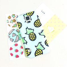 Cute Pineapple Samsung galaxy s5 case