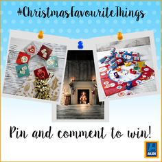 Simply pin and comment for a chance to win a £50 voucher! #PinItToWin