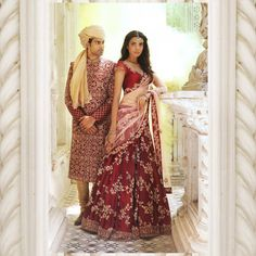 "thebrowngirlguide: ""Shyamal and Bhumika Bridals 2017 "" Wedding Lehanga, Indian Wedding Sari, Indian Bridal Lehenga, Indian Bridal Wear, Indian Wear, Indian Weddings, Indian Dresses, Indian Outfits, Lehenga For Girls"