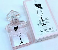 La délicieuse brume parfumée de La Petite Robe Noire de Guerlain...