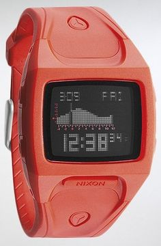 Nixon Small Lodown Watch - Women's Neon Orange, One Size NIXON. Save 31 Off!. $93.95. Manufactured by Nixon.. A brand-new, unused, and unworn item (including handmade items) in the original packaging (such as the original box or bag) and/or with the original tags attached.