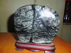 Encontrar Más Stone Crafts Información acerca de Visión stone suiseki natural…