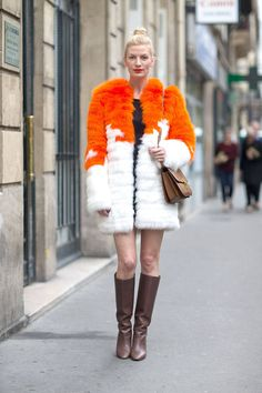 Tall boots, especially with a nod to equestrian style are timeless. They're essential for fall, and add polish to a t-shirt and jeans look.   - HarpersBAZAAR.com