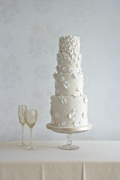 Zoe Clark Wedding Cakes | Sunshine Coast | Zoe Clark Cakes