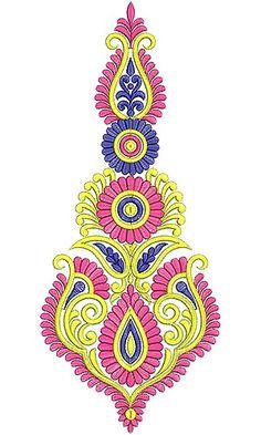 8368 Kali Embroidery Design