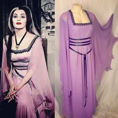 Lily Munster Cosplay The Munsters
