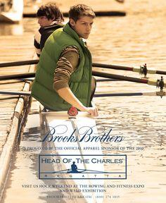 Brooks Brothers - Head of the Charles Regatta