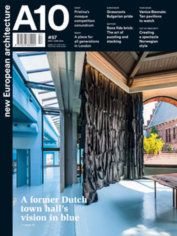 A10 : New European Architecture no. 57 (mayo 2014 - junio 2014) Q Rev. 549